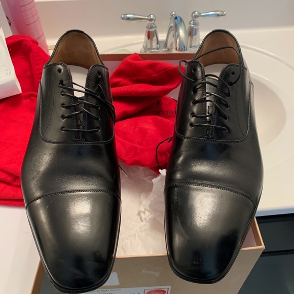 Christian Louboutin Other - pretty much brand new christian lub